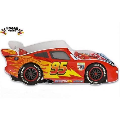 cama rayo mcqueen furniture set with mcqueen bed