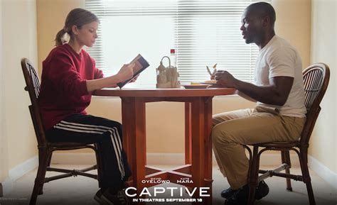 Lepaparazzi News Update Smith Kate Is Running Own Show Lepaparazzi by Paramount Pictures Releases The Trailer For Captive