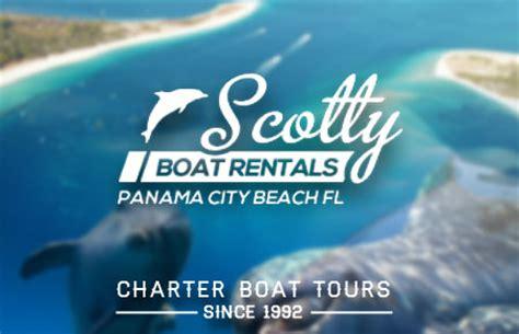 scotty boat rentals panama city beach florida panama city beach attractions afunbeach