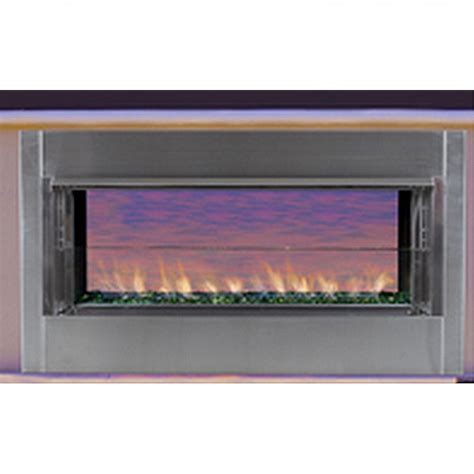 linear outdoor fireplace ihp superior vre4543en 43 quot linear ventfree ng fireplace