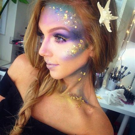 tutorial makeup mermaid the tutorial for this halloween mermaid makeup look went