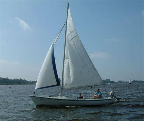 mast zeilboot zeilboot huren in friesland