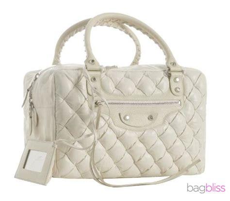 Fabulous Deals Not To Miss Bag Bliss 2 by Balenciaga Matelasse Handbag