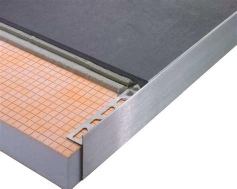fliese edelstahlschiene schl 252 ter 174 schiene step step eb varianten schl 252 ter systems