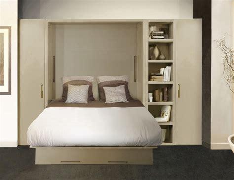 canapé lit armoire armoire lit ketiam 140 de couchage avec canape devant