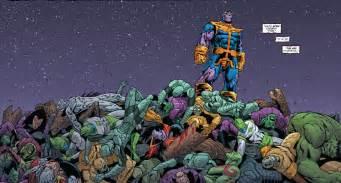Infinity War Marvel Dishes Intel On Infinity War
