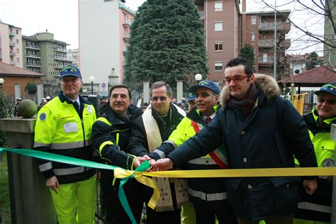 sede protezione civile roma pioltello inaugurata la nuova sede della protezione