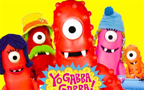 yo gabba gabba disney hd wallpapers yo gabba gabba hd wallpapers