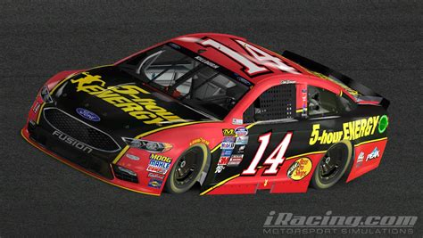2017 paint schemes 2017 clint bowyer 5 hour energy fusion by david killough trading paints