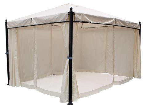 Pavillon Metall 3x4