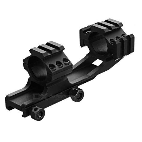 Gun Mount Senter 25 4mm l011 25 4mm ring diameter fishbone style gun mount black free shipping dealextreme