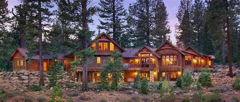 Luxury Homes Lake Tahoe Lake Tahoe Luxury Vacation Rentals Tahoe Getaways