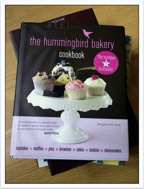 libro the hummingbird bakery cookbook ma biblioth 232 que de cuisine loleta