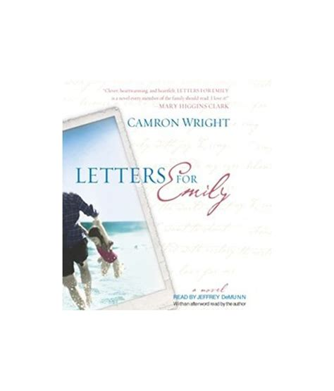 letters for emily letters for emily by camron wright audio books m4a