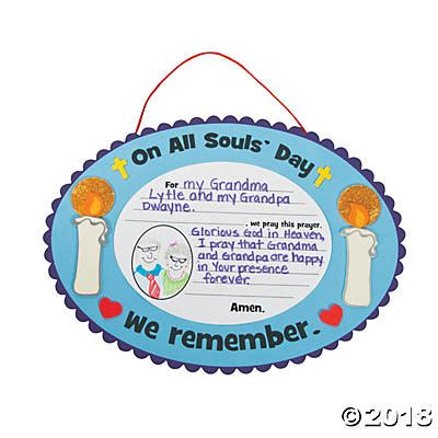 all saints day crafts all souls day craft kit decoration crafts crafts for
