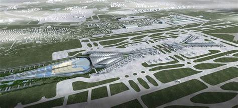 Open Floor Plan Living Room Decorating Ideas beijing international airport futuristic architecture