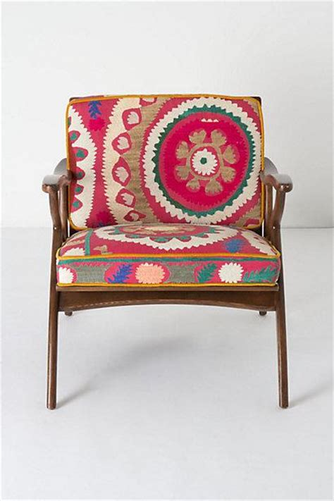 Suzani Chair by Inge Chair Vintage Suzani Anthropologie