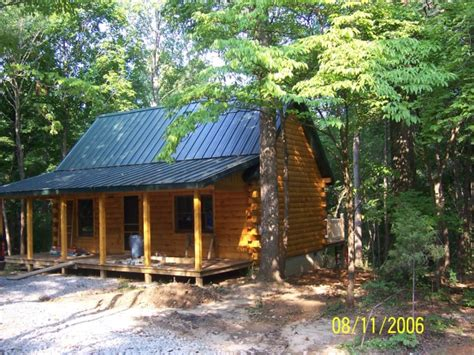 Devils Kitchen Cabins by Tourism News November 2006