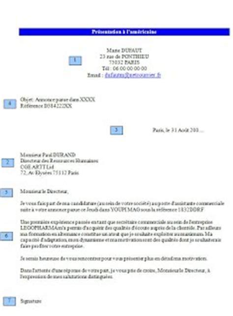 Presentation D Une Lettre A L Americaine Exemple De Lettre 224 L Am 233 Ricaine Projet Pro Plus