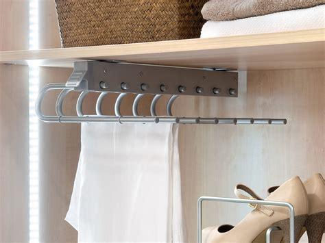accessori interni per armadi porta pantaloni estraibile accessori per interni degli