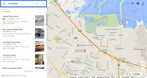 map search local search ads on maps ghacks tech news