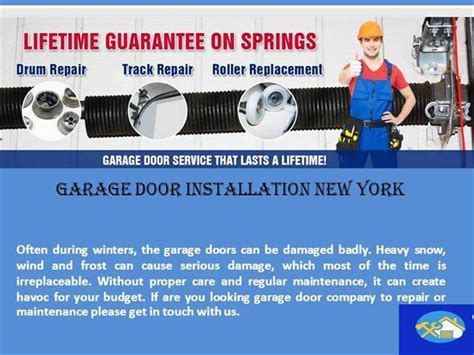 Garage Door Installation New York Authorstream Garage Door Installation Nyc