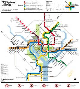 Map Of Metro Dc by Getting Around Dc The Lansburgh