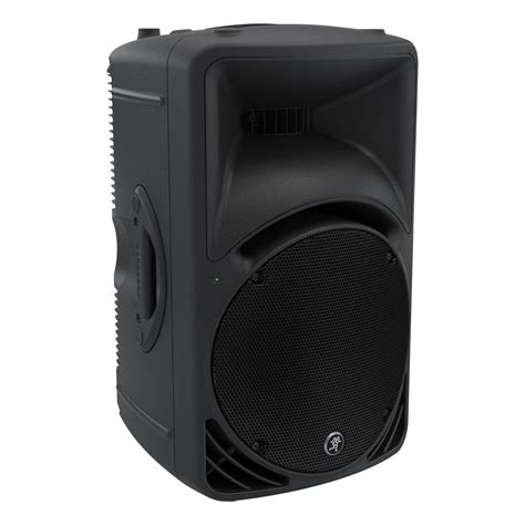 Speaker Mackie mackie srm450 v3 active pa speaker pair with free stands