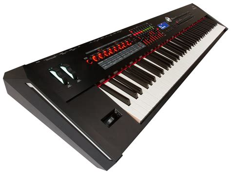 Keyboard Roland Rd New Product Roland Rd 2000 Stage Piano Roland U S