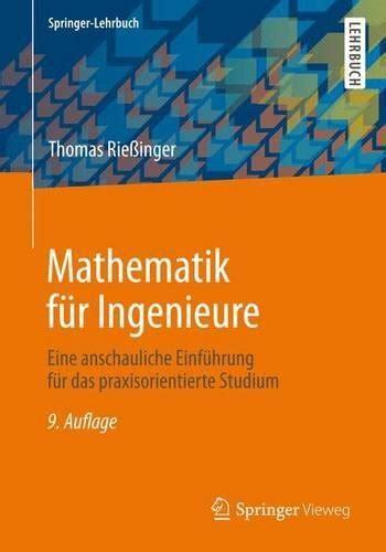 Mathematik F 252 R Ingenieure