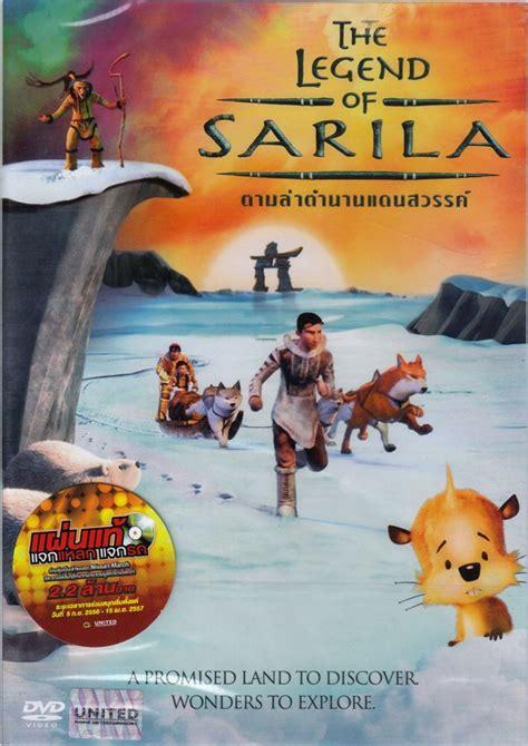 Legend Sarila 2013 Thaidvd Movies Games Music Value