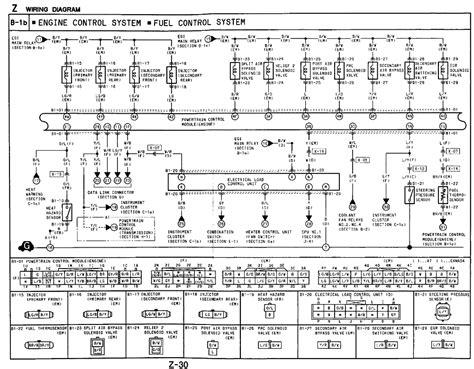 rb20 wiring diagram