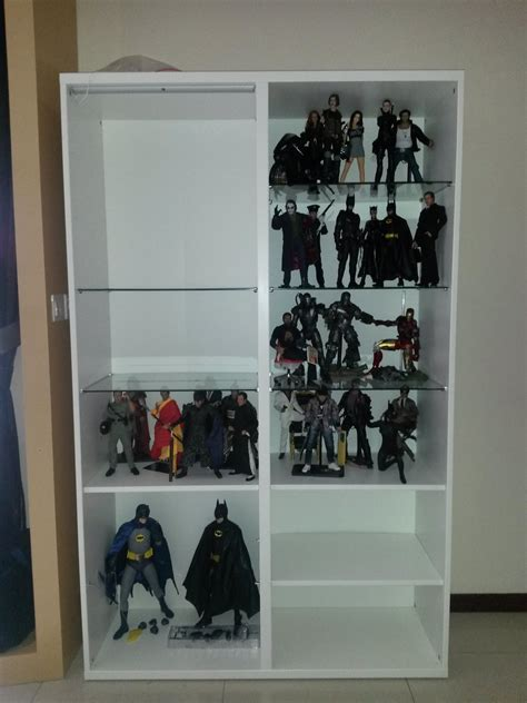 besta display case my new display shelf sha toy