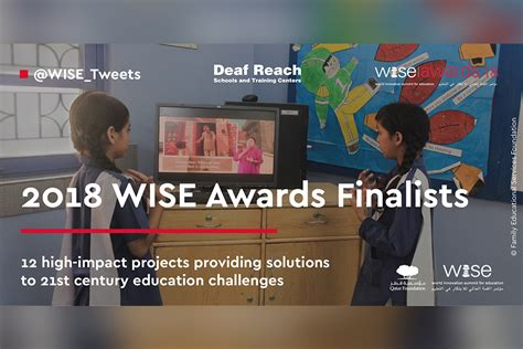 boat basin standard chartered we are one of the 2018 wise awards finalists deaf reach