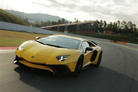 Lamborghini Car Speed Get Ready For Lamborghini Aventador Sv New Speed Cars