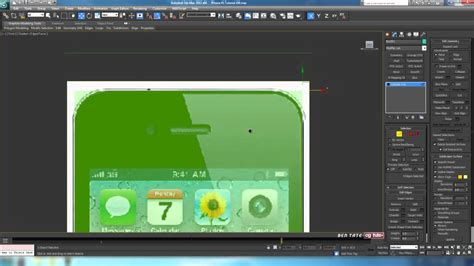 youtube tutorial iphone 4s tutorial creating the iphone 4s in 3d studio max part
