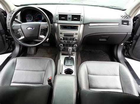2012 Ford Fusion Sel Interior by 2012 Ford Fusion Interior Pictures Cargurus