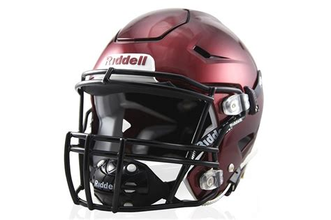 football helmet design and concussions new riddell speedflex football helmet pits technology vs