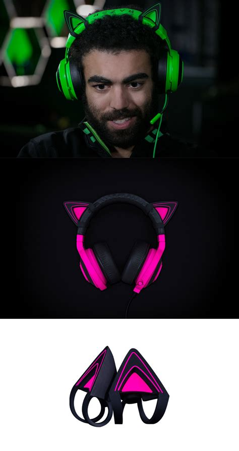 Razer Kraken Neon Purple razer ears for razer kraken neon purple rc21