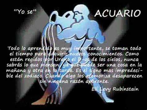 horoscopo para may de acuario 2016 hor 243 scopo acuario enero 2016 youtube
