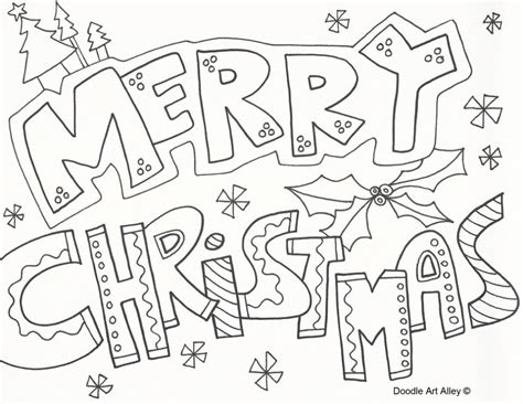 coloring pages merry christmas coloring pages merry