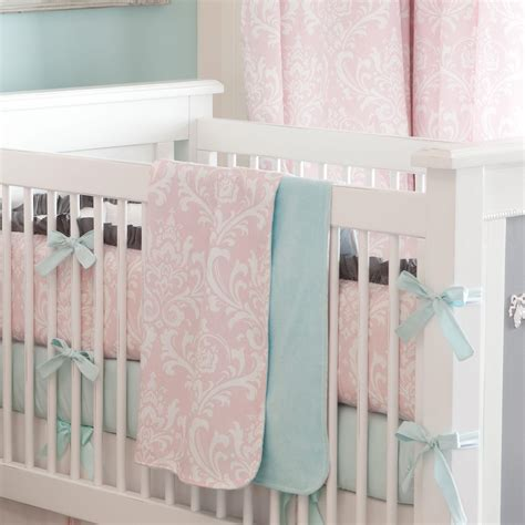 baby crib bedding ritzy baby crib bedding girl baby bedding in pink and mist carousel designs