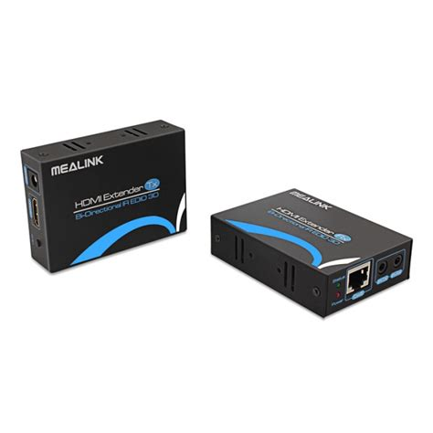 Netline Hdmi Extender 60m Limited 60m hdmi extender utp with bidirectional ir edid hdmi extender 1 3v mealink electronic co