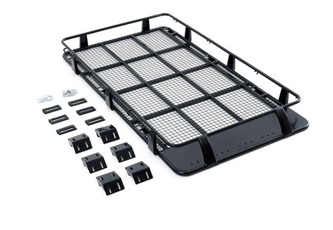 Length Roof Rack by Length Steel Roof Racks 4wd Outdoor Products