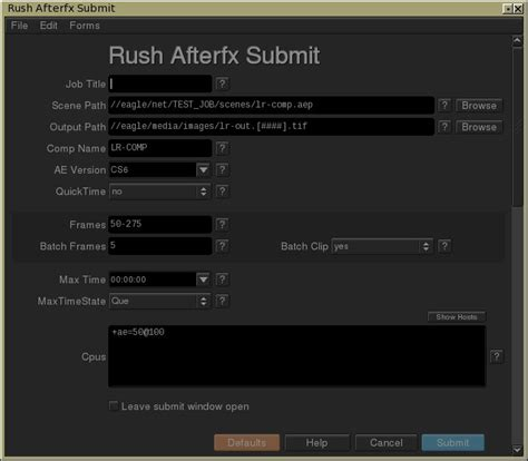 html input themes rush release notes