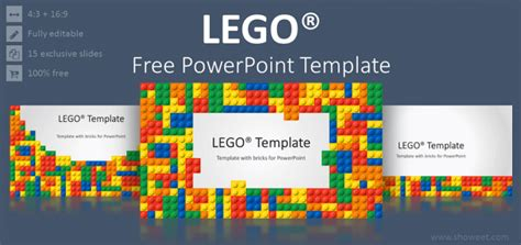 theme powerpoint lego free powerpoint template lego templates for powerpoint