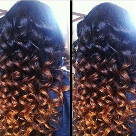 wands short hairstyles and curls on pinterest ombre wand curl hair pinterest wand curls curls and
