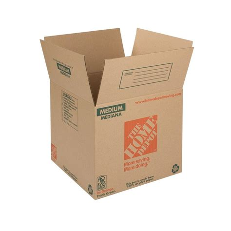 crboger boxes from home depot moving supplies