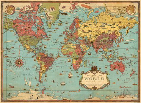vintage maps restored vintage maps