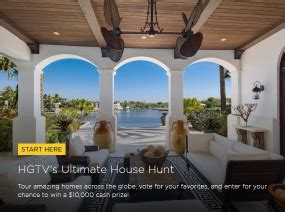Hgtv House Sweepstakes - hgtv ultimate house hunt giveaway sweepstakes win 10 000 sweepstakes in seattle